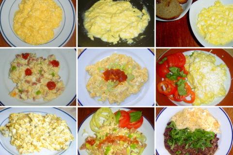 Míchaná vajíčka jako z hedvábí. Jak ve Slezsku smaží vaječinu? Dáte si kropenatého kohouta?